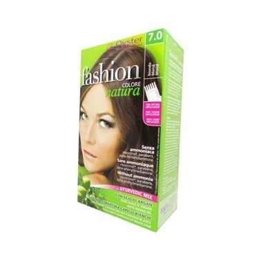 Fashion Colore Natura Saç Boyası 7.0 Blond Kahve